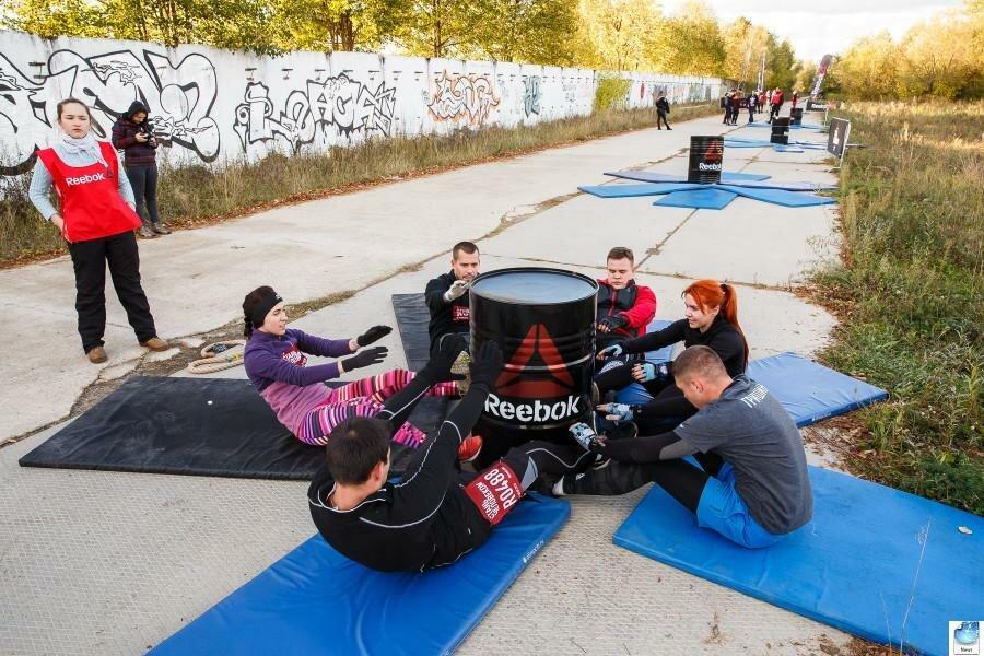 Корреспондент ИА «Экспресс-Новости» поучаствует в забеге Reebok