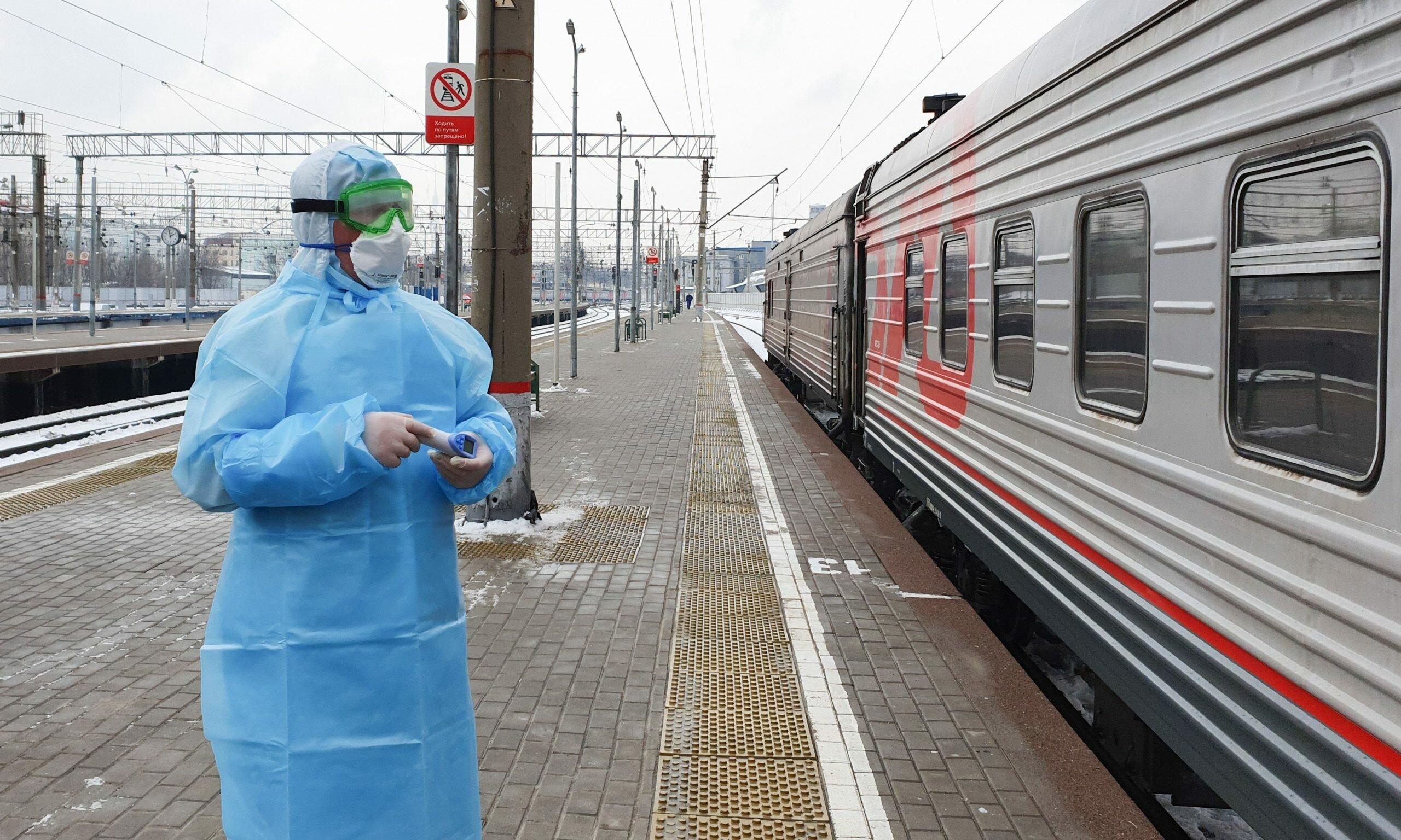 Когда восстановится железнодорожное сообщение дальнего следования в России на фоне пандемии коронавируса