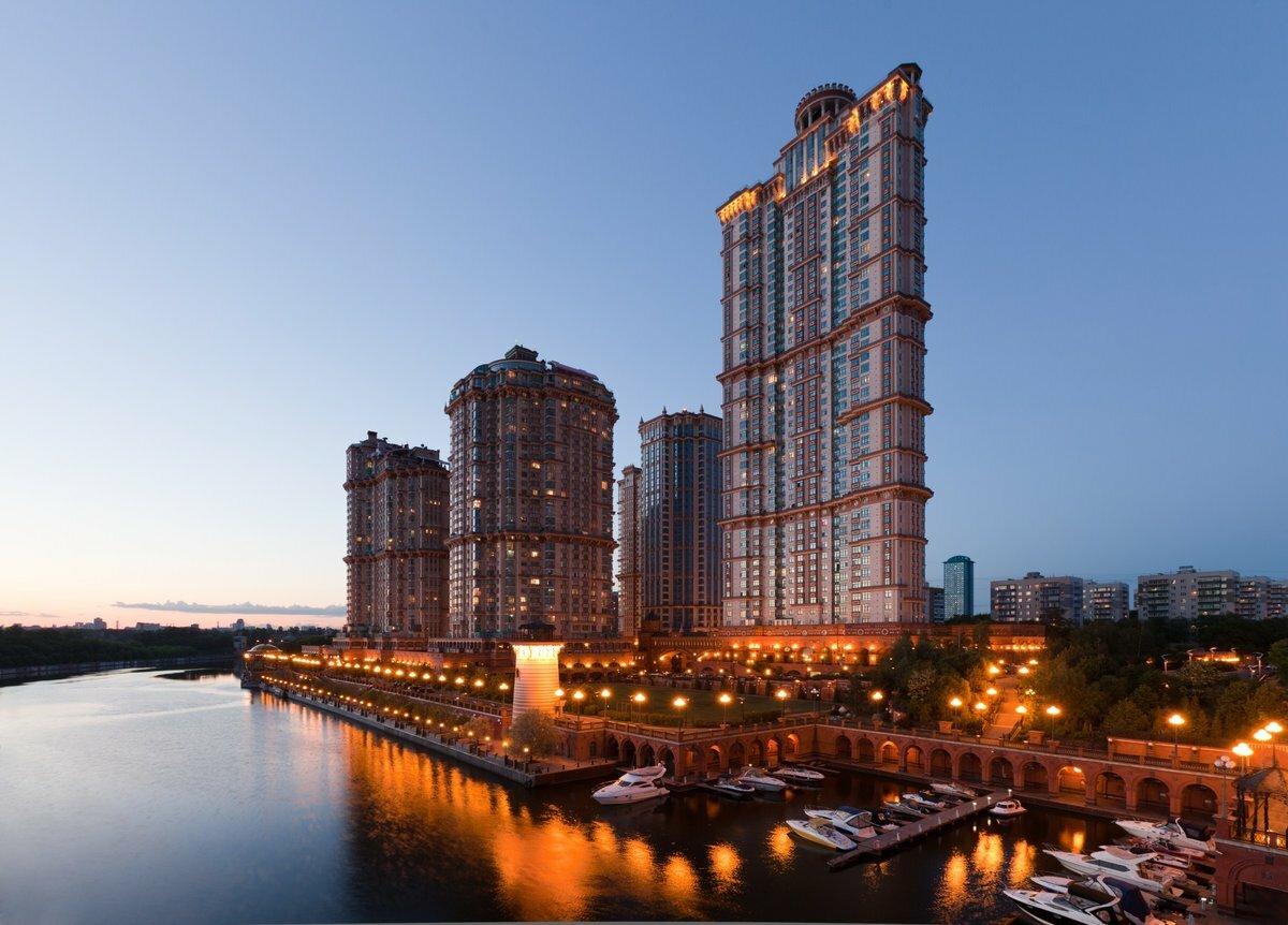 Элитное жилье в Москве дорожает