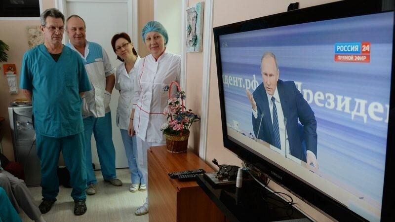 Владимир Путин отметил изменение ситуации с коронавирусом в России